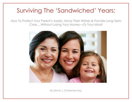 photo: Surviving the 'Sandwiched' Years